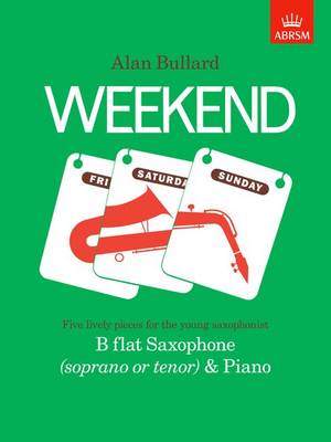Weekend: B flat (Sheet music)