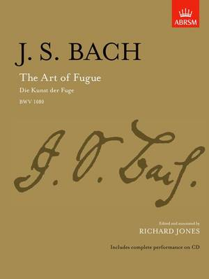 The Art of Fugue - Signature Series (ABRSM)