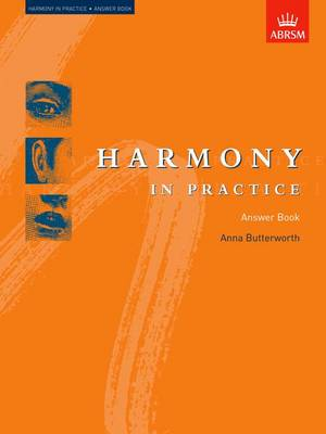 Harmony in Practice: Answer Book (Sheet music)