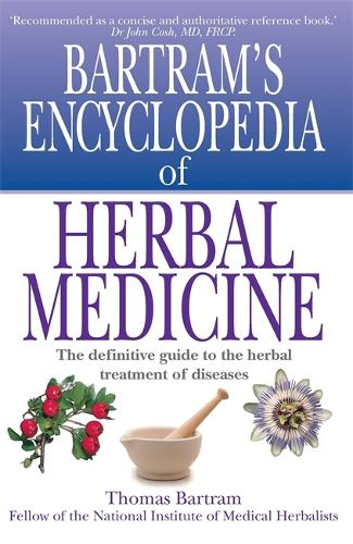 Bartram's Encyclopedia of Herbal Medicine (Paperback)