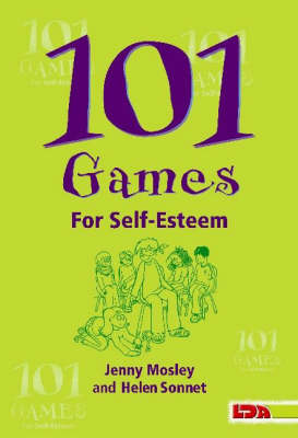 101 Games for Self-Esteem (Paperback)