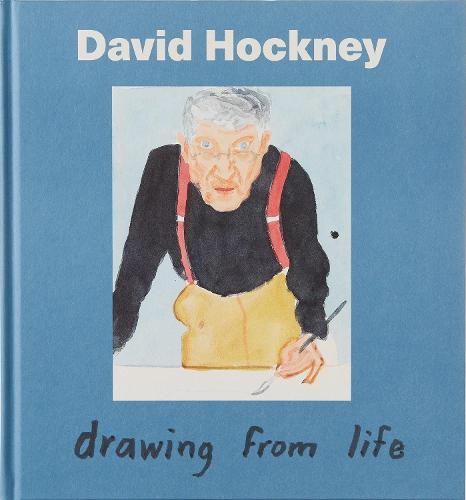 David Hockney: Drawing from Life (Hardback)