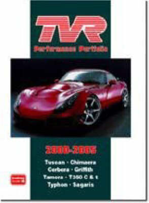 TVR Performance Portfolio, 1986-94 (Paperback)
