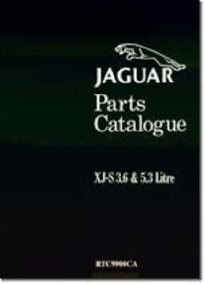Jaguar XJS12 (and HE Supplement) 1975 to Mid 1995 Workshop Manual - Official Workshop Manuals (Paperback)