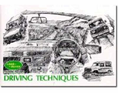 Land Rover Driving Techniques (Paperback)