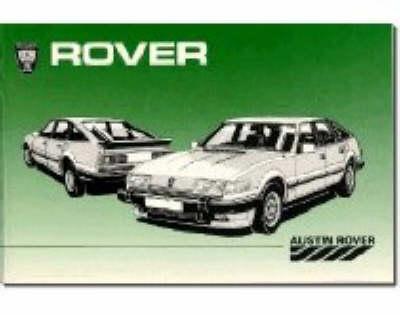 Rover-Vanden Plas, Vitesse, EFI, DS1 - Official Owners' Handbooks (Paperback)