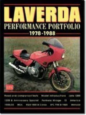 Laverda Jota Performance Portfolio, 1976-1985 - Performance Portfolio (Paperback)