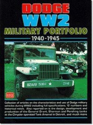 Dodge WW2 Military Portfolio 1940-45 (Paperback)