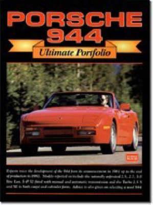 Porsche 944 - Ultimate Portfolio (Paperback)