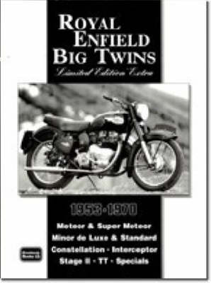 Royal Enfield Big Twins Limited Edition Extra (Paperback)