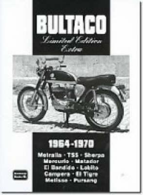 Bultaco: Extra 1964 - 1970 (Paperback)