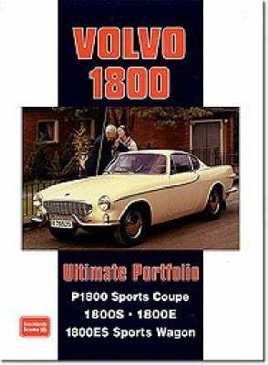 Volvo 1800 Ultimate Portfolio (Paperback)