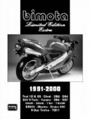 Bimota Limited Edition Extra 1991-2000 (Paperback)