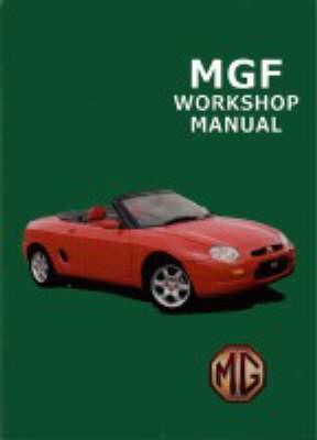 MGF Workshop Manual (Paperback)