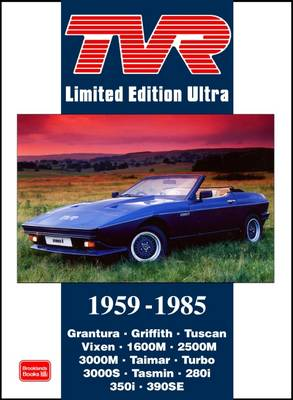 TVR Limited Edition Ultra 1959-1986 (Paperback)