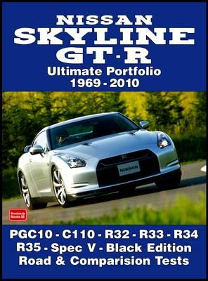 Nissan Skyline GT-R Ultimate Portfolio 1969-2010 (Paperback)