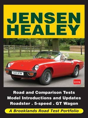 Jensen Healey Road Test Portfolio (Paperback)