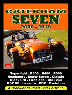 Caterham Seven 2000-2010 Road Test Portfolio (Paperback)