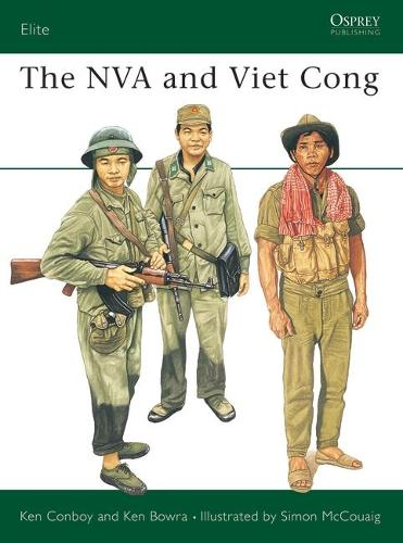 N.V.A. and Viet Cong - Elite (Paperback)