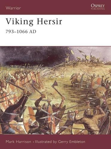 Viking Hersir - Warrior S. No. 3 (Paperback)