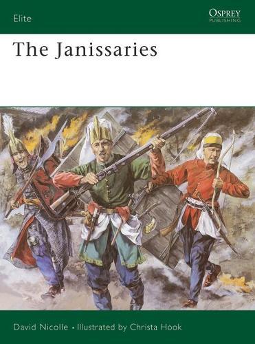 The Janissary - Elite No. 58 (Paperback)