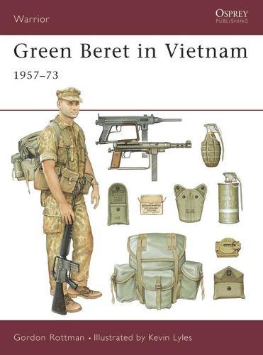 Green Beret in Vietnam - Warrior S. 28 (Paperback)