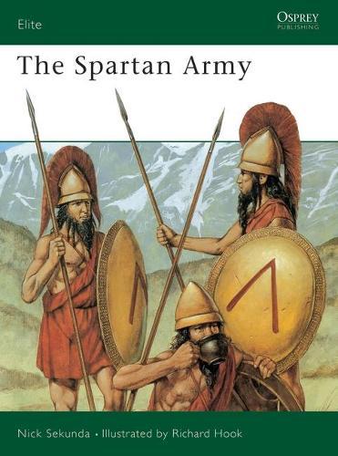 The Spartan Army - Elite v.66 (Paperback)