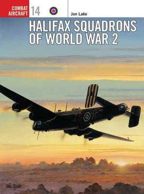 Halifax Squadrons of World War II - Osprey Combat Aircraft No. 14 (Paperback)