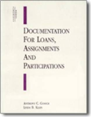 Loans, Assignments and Participations (Paperback)