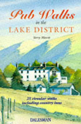 Pub Walks in the Lake District - Dalesman Public Walks (Paperback)