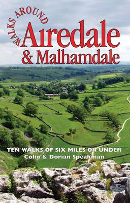 Walks Around Airedale & Malhamdale (Paperback)