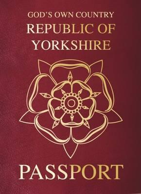 Yorkshire Passport (Hardback)