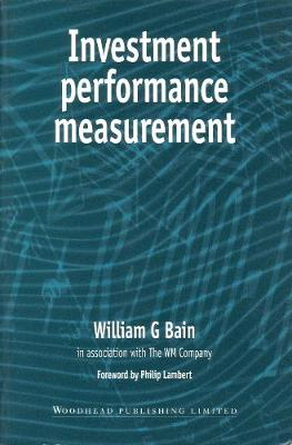 Investment Performance Measurement (Hardback)