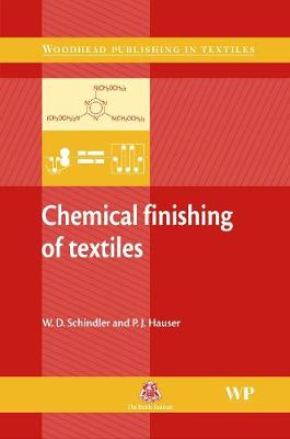 Chemical Finishing of Textiles - Woodhead Publishing Series in Textiles (Hardback)