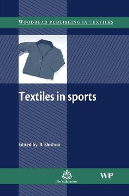 Textiles in Sport - Woodhead Publishing Series in Textiles (Hardback)