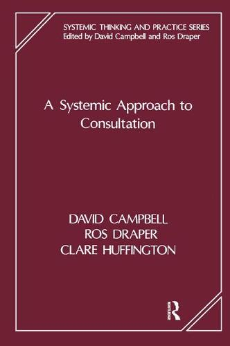 A Systemic Approach to Consultation (Paperback)