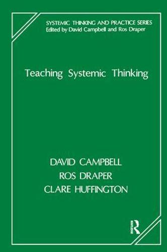 Teaching Systemic Thinking (Paperback)