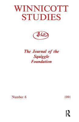 Winnicott Studies (Paperback)