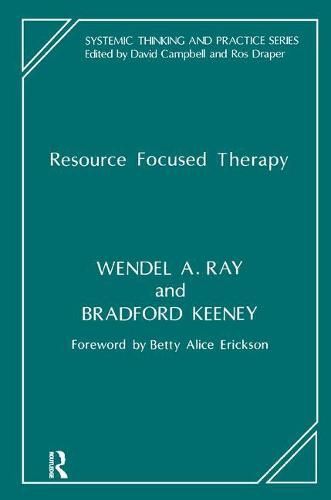 Resource Focused Therapy (Paperback)