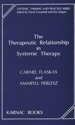 The Therapeutic Relationship in Systemic Therapy (Paperback)