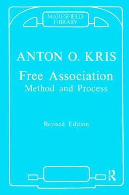Free Association: Method and Process (Paperback)