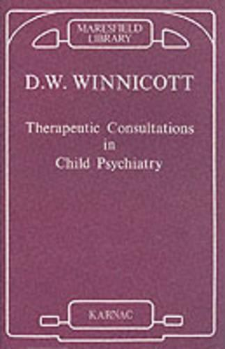 Therapeutic Consultations in Child Psychiatry (Paperback)
