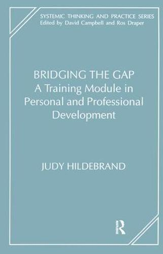 Bridging the Gap: A Training Module in Personal and Professional Development (Paperback)