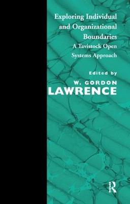 Exploring Individual and Organizational Boundaries: A Tavistock Open Systems Approach (Paperback)