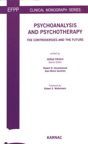 Psychoanalysis and Psychotherapy: The Controversies and the Future (Paperback)