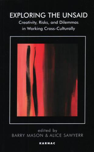 Exploring the Unsaid: Creativity, Risks and Dilemmas in Working Cross-Culturally (Paperback)