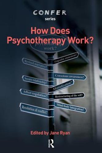 How Does Psychotherapy Work? (Paperback)