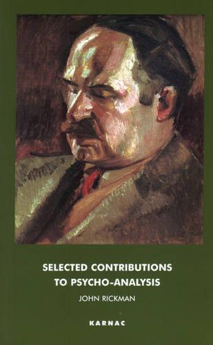 Selected Contributions to Psycho-Analysis (Paperback)