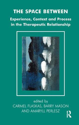 The Space Between: Experience, Context, and Process in the Therapeutic Relationship (Paperback)