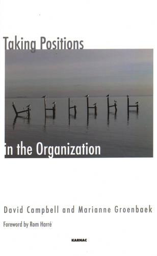 Taking Positions in the Organization (Paperback)